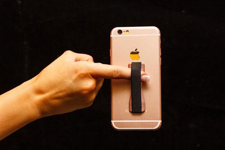 Universal Anti-Slip Finger Grip for Smartphones & Tablets