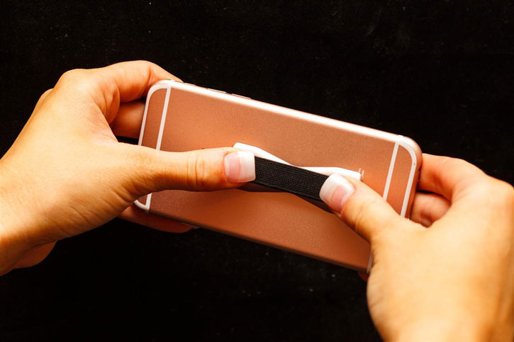 Universal Anti-Slip Finger Grip for Smartphones & Tablets