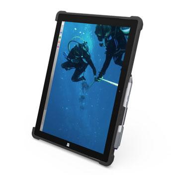 Urban Armor Gear Scout Microsoft Surface 3 Folio Case - Black