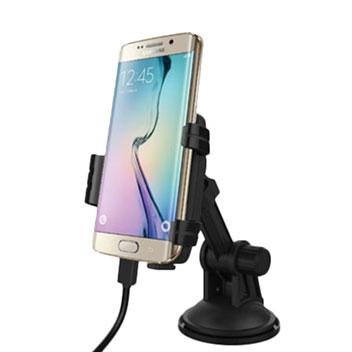 Universal In-Car Mount Cradle for Smartphones