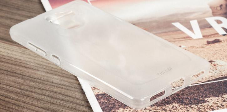 FlexiShield Huawei Honor 7 Case - Frost White