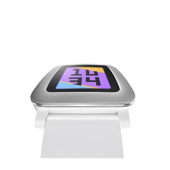 Pebble Time Smartwatch for iOS and Android Devices