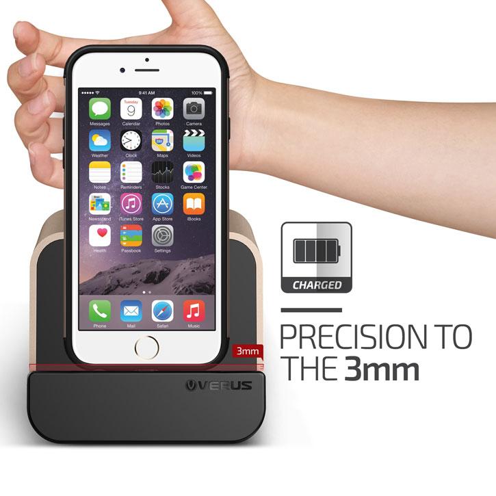 Verus i-Depot iPhone / iPad Charging Stand - Gold