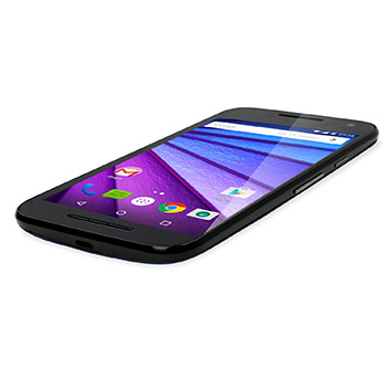 Official Motorola Moto G 3rd Gen Shell Replacement Back Cover - Navy