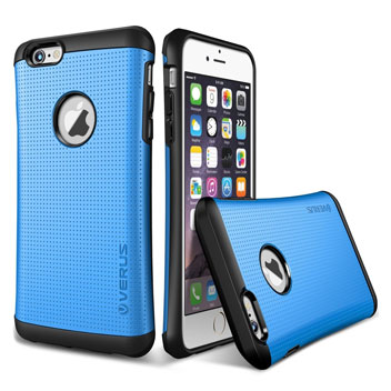 Verus Thor Series iPhone 6 Tough Case - Electric Blue