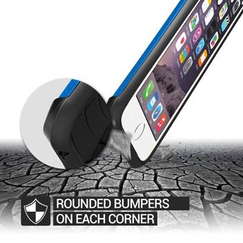 Verus Thor Series iPhone 6 Tough Case - Electric Blue