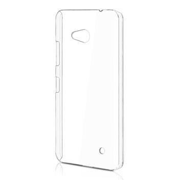 Olixar Polycarbonate Microsoft Lumia 640 Shell Case - 100% Clear
