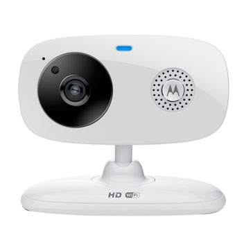 Motorola Focus 66 WiFi HD Audio andVideo Home Security Camera