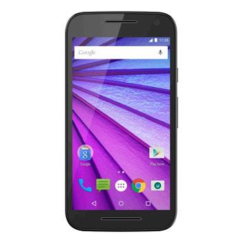 SIM Free Motorola Moto G 3rd Gen 8GB - Black