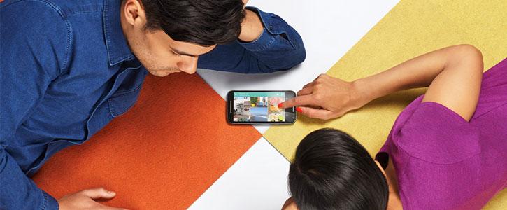 SIM Free Motorola Moto G 3rd Gen 8GB - White