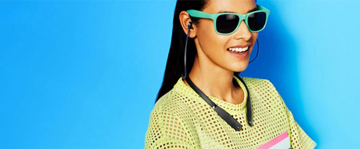 Motorola Moto Surround Bluetooth Headphones - Black