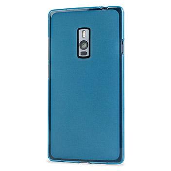 FlexiShield OnePlus 2 Gel Case - Blue