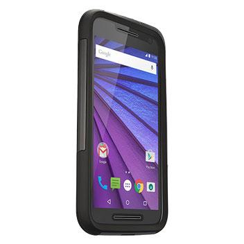 OtterBox Defender Series Motorola Moto G 3rd Gen Case - Black