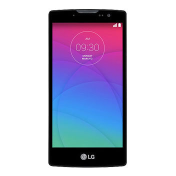 FlexiShield LG Magna Gel Case - Smoke Black