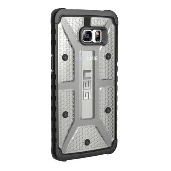 UAG Samsung Galaxy S6 Edge Plus Protective Case - Ice - Clear