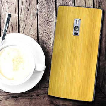 OnePlus 2 Slimline Case - Bamboo