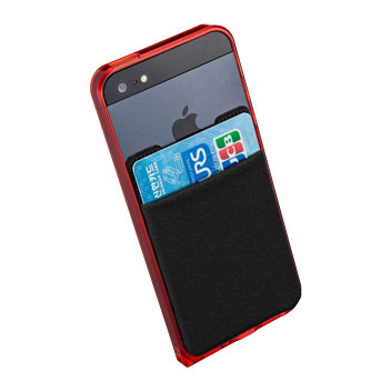 Smart Wallet Universal Smartphone Pouch - Black