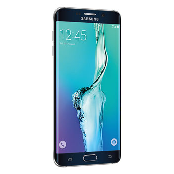 SIM Free Samsung Galaxy S6 Edge+ 32GB - Black Sapphire