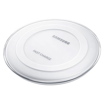 Official Samsung Galaxy Adaptive Fast Wireless Charging Pad - White