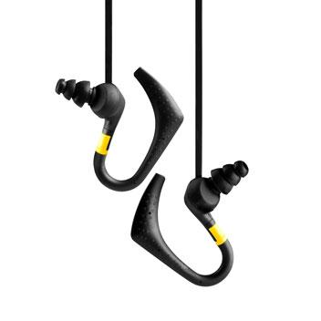 Veho 360 ZS-2 Water-Resistant Flat Flex Cord Sports Earphones