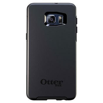 OtterBox Symmetry Samsung Galaxy S6 Edge+ Case - Black
