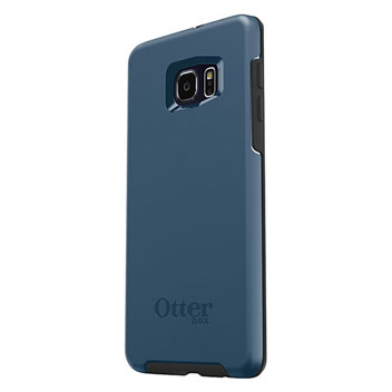OtterBox Symmetry Samsung Galaxy S6 Edge+ Case - City Blue