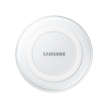 Official Samsung Galaxy S6 Edge+ Wireless Charging Pad - White
