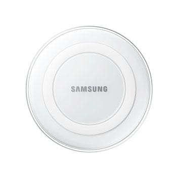 Plaque de chargement Samsung Galaxy S6 Edge+ Sans Fil Qi - Blanche