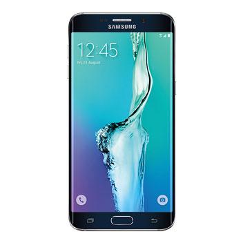 SIM Free Samsung Galaxy S6 Edge+ 64GB - Black Sapphire