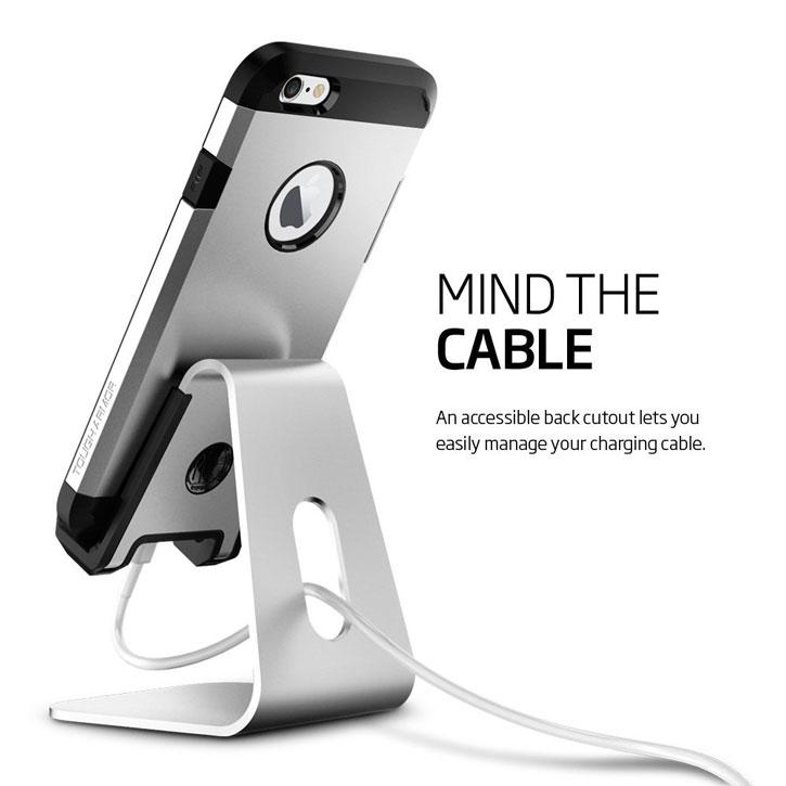 Spigen S310 Mobile Stand - Aluminium