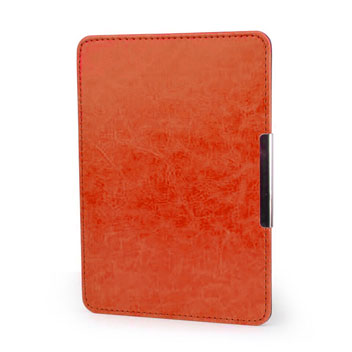 Olixar Leather-Style Kindle Paperwhite Case - Red