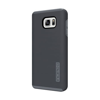Incipio DualPro Samsung Galaxy Note 5 Case - Dark Grey / Light Grey