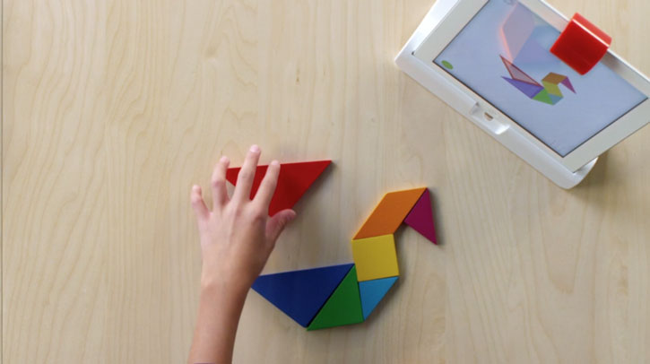 Osmo iPad Education Gaming System for Children