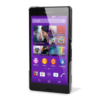 Olixar Total Protection Sony Xperia Z3 Compact Case & Screen Protector