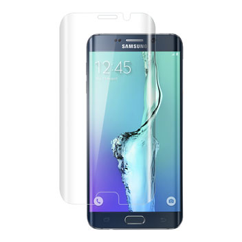 Spigen Full Body Samsung Galaxy S6 Edge+ Curved Screen Protector Pack