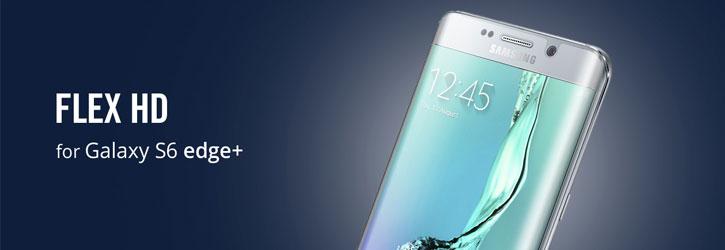 Spigen Flex Samsung Galaxy S6 Edge+ Full Screen Protector