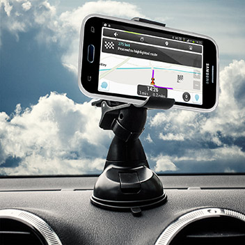 Olixar DriveTime Samsung Galaxy Core Prime Car Holder & Charger Pack