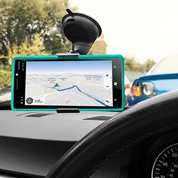 Olixar DriveTime Microsoft Lumia 930 Car Holder & Charger Pack