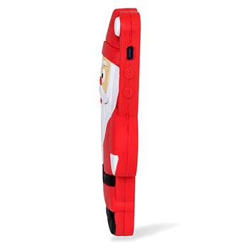 Olixar 3D Santa iPhone 5S / 5 Silicone Case
