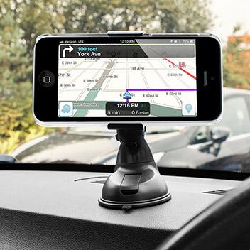 Olixar DriveTime Motorola Moto X Style Car Holder & Charger Pack