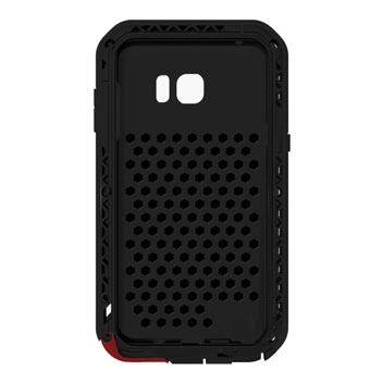 Love Mei Powerful Samsung Galaxy Note 5 Protective Case - Black