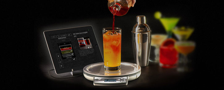 Perfect Drink App Controlled Smart Cocktails & Bartending