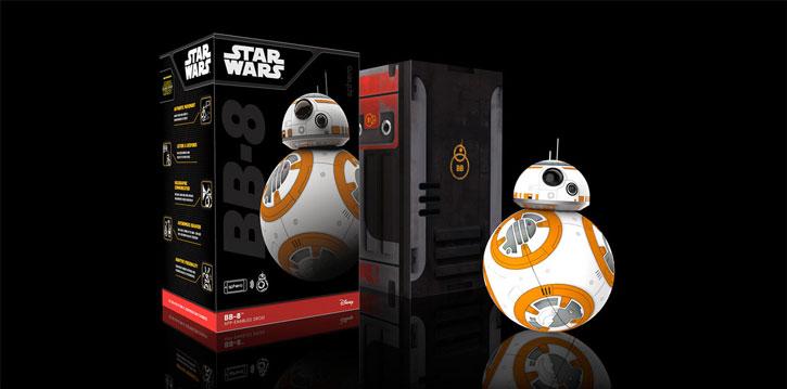 Droid BB-8 Sphero Star Wars