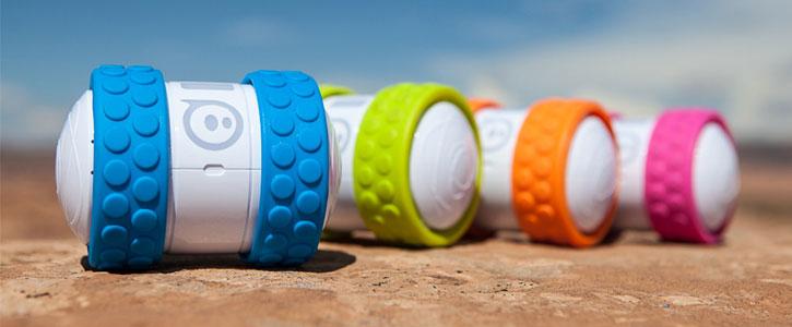 Sphero Ollie App Controlled RoboticTube - Blue / White