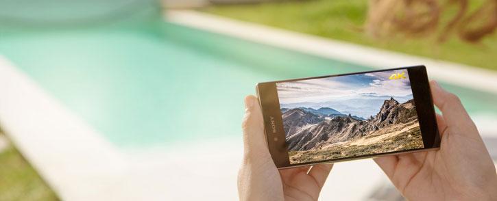 SIM Free Sony Xperia Z5 Premium Unlocked - 32GB - Black