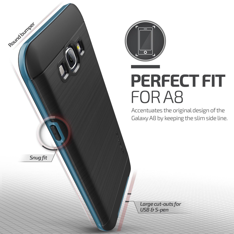 Verus High Pro Shield Series Samsung Galaxy A8 Case - Electric Blue