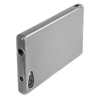 FlexiShield Sony Xperia Z5 Compact Case - Frost White