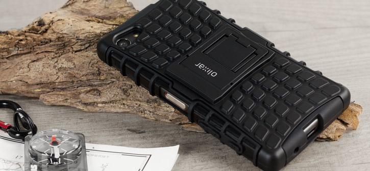 ArmourDillo Sony Xperia Z5 Compact Protective Case - Black