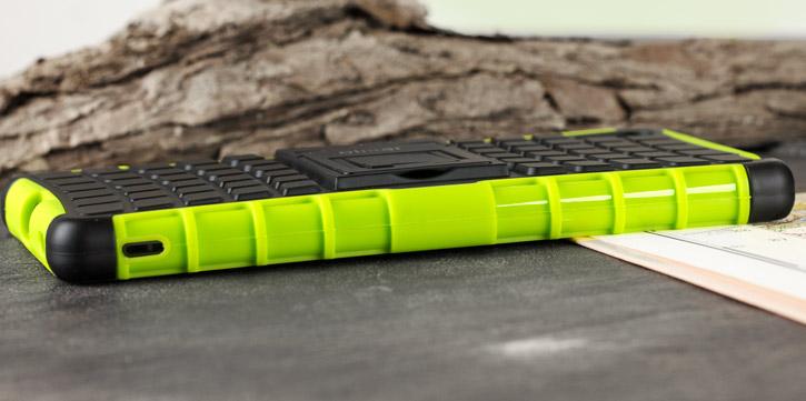 ArmourDillo Sony Xperia Z5 Compact Protective Case - Green