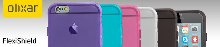 FlexiShield iPhone 6S Plus Gel Case - Pink